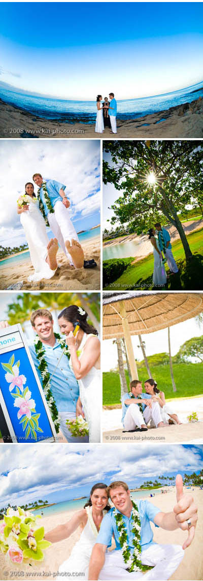 2008 Kai-photo Hawaii Wedding Photography
