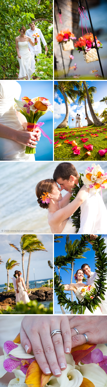 Hawaii Wedding Photography :: Kai-Photo :: Waialae Beach Park