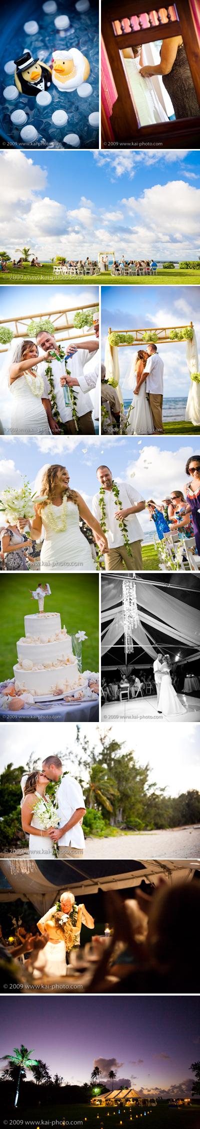 Hawaii Wedding Photography :: Kai-Photo